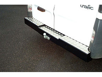 Rear Step Towing Bumper Trafic Mk3, Vivaro, Primastar